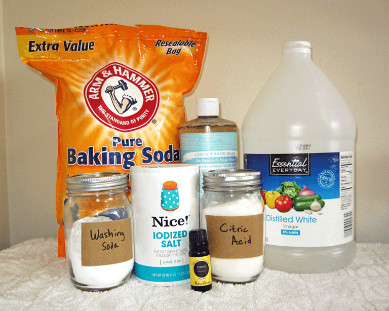 Top Tips for Cleaning your House on a Budget