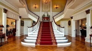 How To Protect Carpeted Stairs And Prevent Future Damage. Clean Stairs