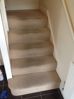 If You Live In A Multi Story Home And Your Stairs Are Carpeted, Or You Have  A Staircase With Carpet Runner, Then You Will Know That It Doesnu0027t Take  Long ...
