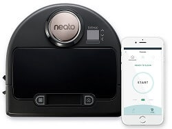 neato botvac connected with lasersmart