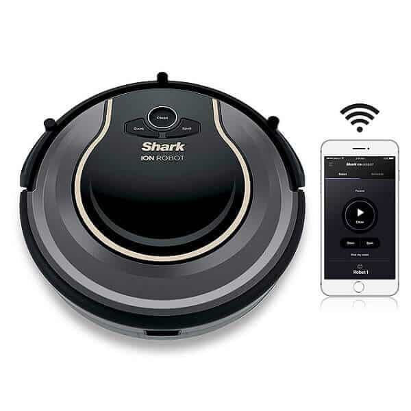 shark ion 750 competes with irobot