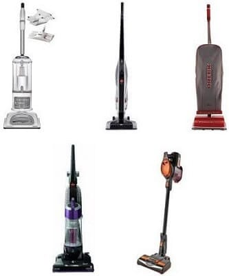 Best Cheap Vacuum Cleaners