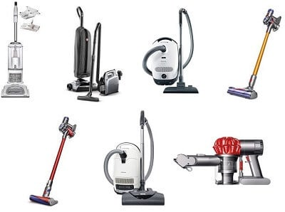 Best Vacuum Cleaners 7 Models That Will Make Cleaning