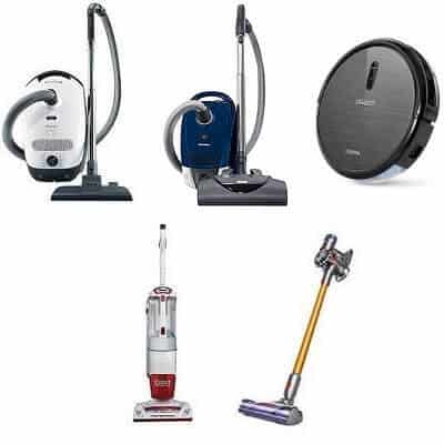 quiet vacuums best picks