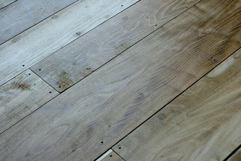 How To Clean Unfinished Wooden Floors
