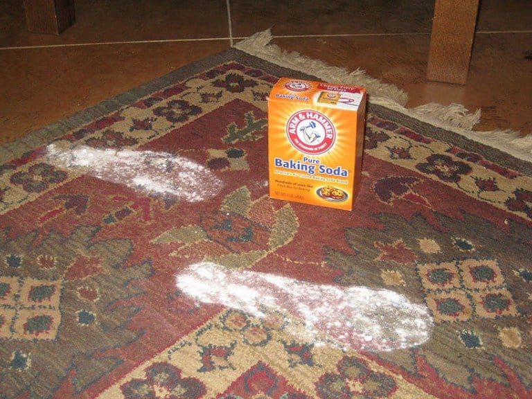 How To Use Baking Soda As A Carpet Cleaner