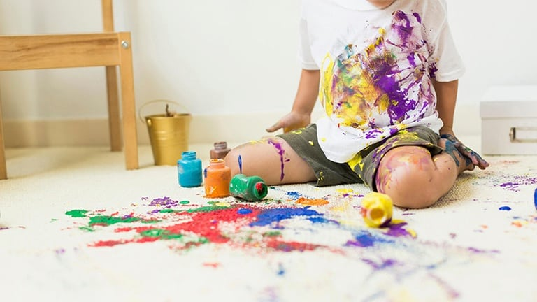 Remove Paint From Hardwood Floors Or Carpet: Easy Tips And Tricks