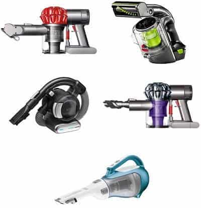 best portable and cordless car vacuum cleaners
