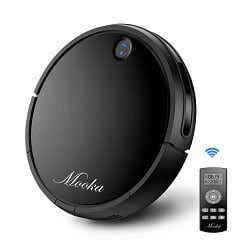 mooka robotic vacuum is one of the cheaper models