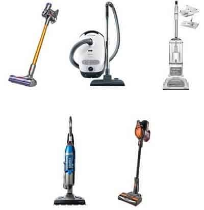 5 Best Vacuum Cleaners For Tile Floors