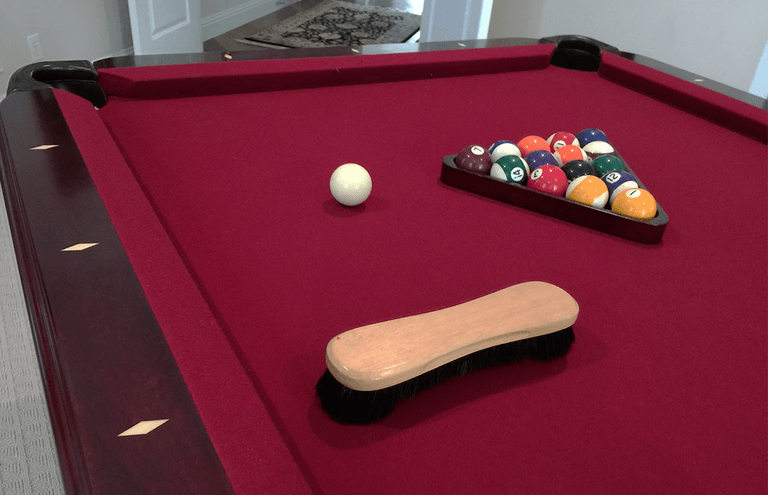How To Clean Felt On A Pool Table: Step-By-Step Guide