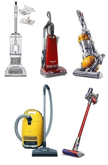 best vacuum cleaners for allergies