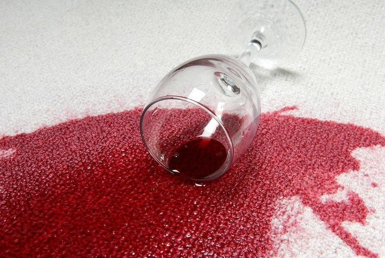 3 Simple Ways To Remove A Red Wine Stain From Your Carpet