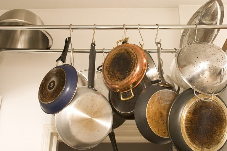 How To Clean The Outside Of Pots And Pans: A Step-By-Step Guide