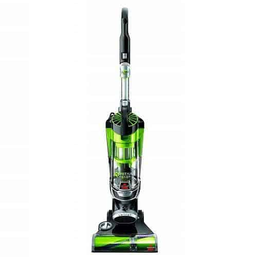 Bissell 1650A pet hair eraser vacuum cleaner review