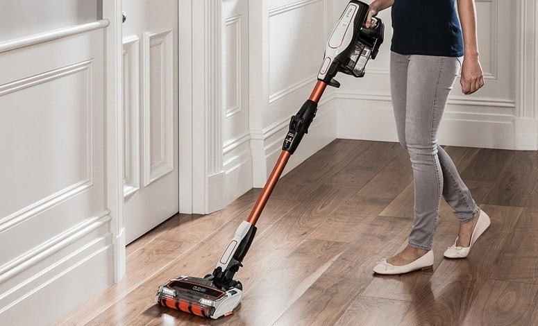 Using Shark Cordless Vacuum