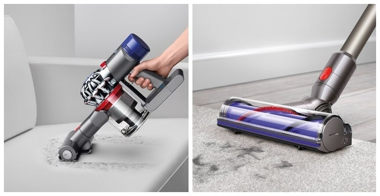 Dyson V8 Animal Features