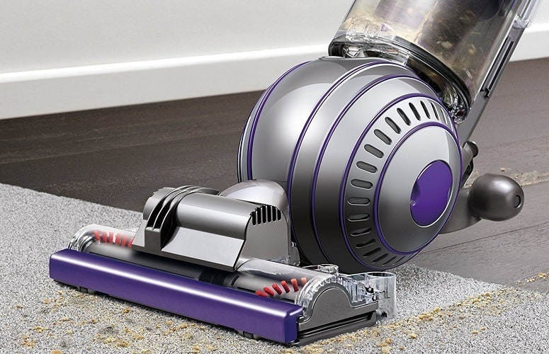 Dyson ball upright vacuum cleaner review