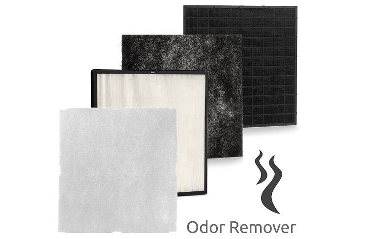 Air Purifier Odor Remover