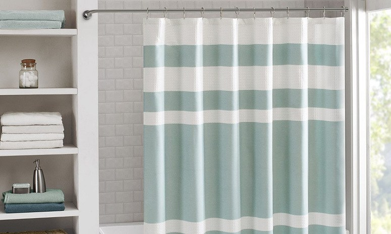 Pretreat Your Shower Curtains