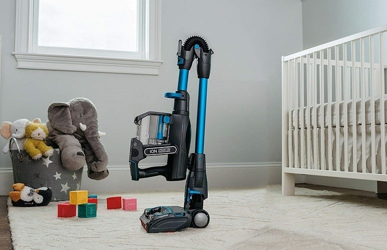 Shark IONFlex 2X duoclean cordless ultra-light vacuum cleaner review