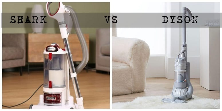 Shark Vs Dyson Comparison