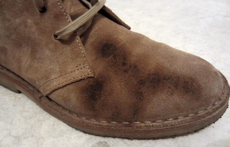 Stains On Suede Boots