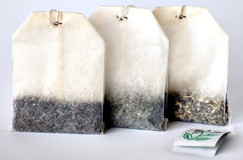 Three Tea Bags