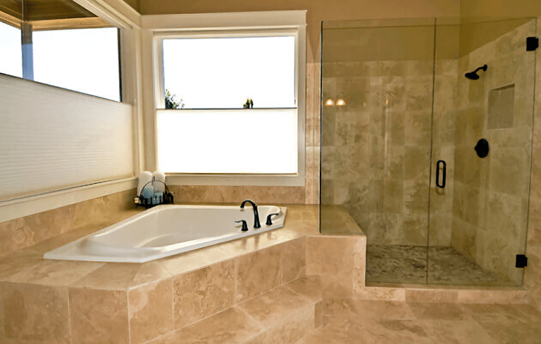 How To Clean Travertine Tile Showers