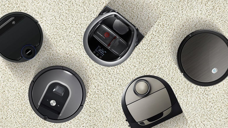 Different Robot Vacuums