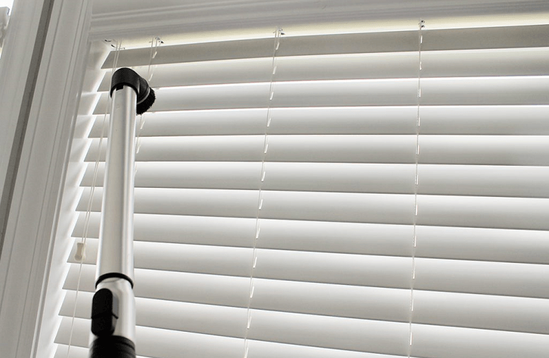 How To Vacuum Window Blinds