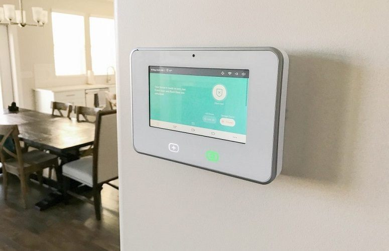 Vivint Sky smart home automation system