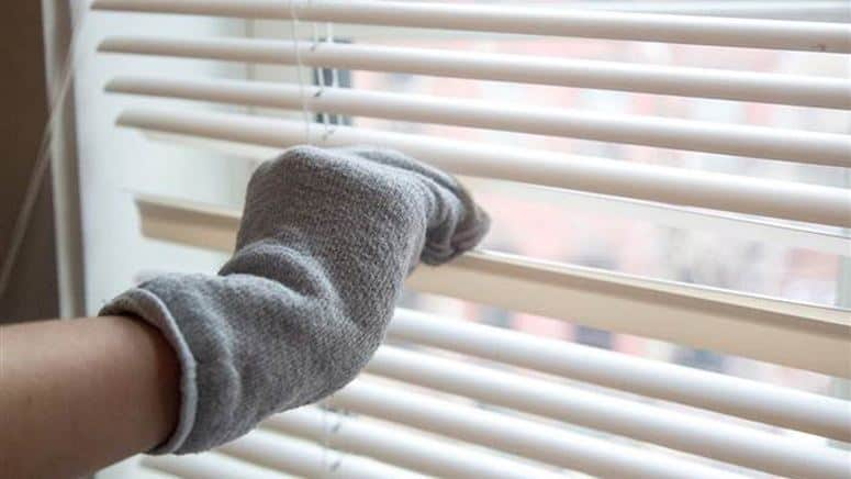 How To Wash Blinds