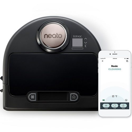 Neato Botvac Connected Wi-Fi Robot Vacuum