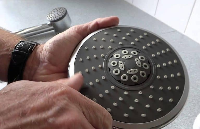How To Clean A Clogged Shower Head: Cleaning With Vinegar Is The Best Way
