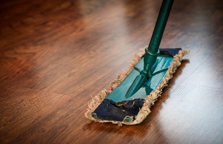 How To Clean Laminate Flooring Best Way To Care For Wooden Floors