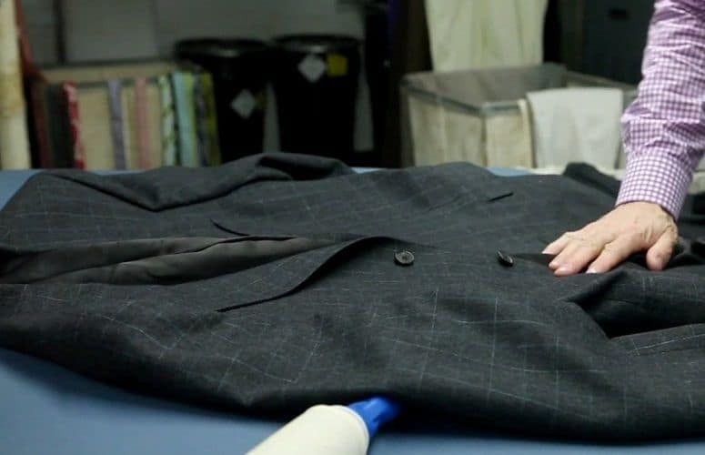 garment cleaning service