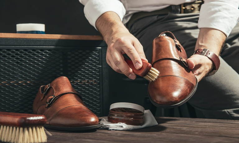 How to Clean White Leather Shoes Without Ruining Them